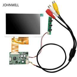 Multi Modules Australia - new 4.3inch LCD Display RGB 480(RGB)x272 with AV driver board Module Kit Monitor for car AV Digital Photo Frame Multi-function