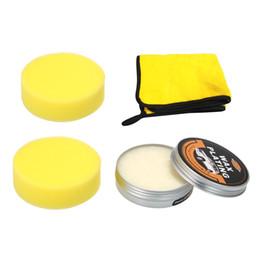 Discount car styling kits - Car Polishing Paste Hard Wax Painting Scratch Repair Kit Car Styling Wax