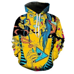 9397c838ffcd Gothic Hoodies Mens Wo man Funny Hooded Ulzzang Harajuku Teens Sweatshirts  Male Streetwear Boys Hip Hop New Hoody Long Sleeves