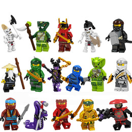 $enCountryForm.capitalKeyWord Australia - Ninja Heroes Figures Kai Jay Cole Zane Nya Lloyd Snake With Weapons Building Blocks Children Toys A090-105