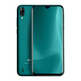 Player droP online shopping - 6 quot Water drop Full Screen Blackview A60 G WCDMA Quad Core MTK6580 GB GB Android Pie Face ID MP Camera mAh Battery Smartphone