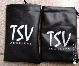 4808cfa42 custom printed jewelry pouches 2019 - high quality pu leather drawstring  jewelry bags wholesale custom 8