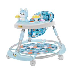 learning for infants UK - Prevent O-legs Rollover Prevention Learning Walker Interactive Learning Baby Walker Meant for Babies and Toddlers 9 Months to 3 years old