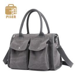 Doctor Hand Bags Australia - Ladies Hand Bags High Quality Casual Canvas Bags for Women 2018 Handbag Doctor Bag Designer Totes Canvas Shoulder Crossbody Hobo Ladies Hand
