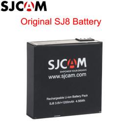 Action Camera Original Sjcam UK - Original 8 1200mAh Rechargeable Li ion Battery for SJCAM SJ8 Series Air Action Cameras Original SJCAM SJ8 Battery 1200mAh Rechargeable