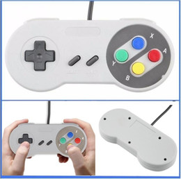 $enCountryForm.capitalKeyWord Australia - Classic USB Controller PC Controllers Gamepad Joypad Joystick Replacement for Super Nintendo SF for SNES NES Tablet PC LaWindows MAC dhlfree