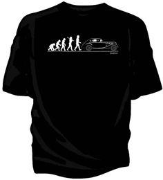 classic car s 2019 - Evolution of Man, Riley Kestrel classic car t-shirt Funny free shipping Unisex Casual Tshirt top cheap classic car s