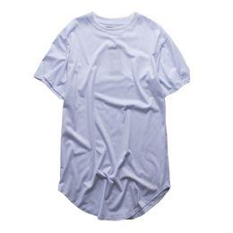1af1b3b8 Western Fashion T Shirts UK - Men T-shirt Fashion Western Style Casual Pure  Color