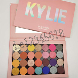 Kylie eyeshadow online shopping - Best New kylie One Open Palette Brand Makeup colors makeup Eyeshadow palette single shadows shimmer matte Eye shadow