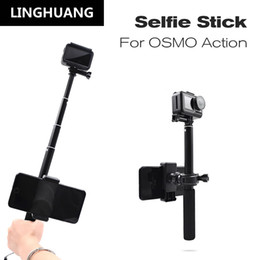 $enCountryForm.capitalKeyWord Australia - DJI OSMO Action Sports Camera Dedicated Universal Joint Mobile Phone Clip Selfie Stick Telescopic Rod