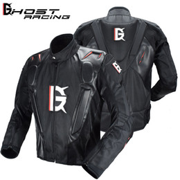 $enCountryForm.capitalKeyWord Australia - New model four seasons PU motorcycle off-road jacket ride jackets racing clothing men's off-road jacket cycling jackets windproof waterproof