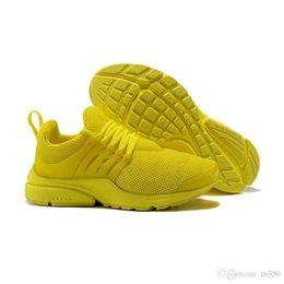 7e8ae5b6e6cc NEW Hot Ultra Light presto mens for sports shoes triple white black yellow  pink blue womens trainers poplar sports shoes off size EU 36-45