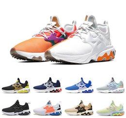 tropical light Canada - Dharma Witness Protection React Presto men women running shoes Tropical Drinks Rabid Panda Breezy Thursday Brutal Honey mens sports sneakers