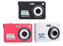 "Stick Cameras Australia - 10x HD Digital Camera 16MP 2.7"" TFT 4X Zoom Smile Capture Anti-shake Video Camcorder DC530 Alishow 4-DV"