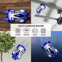 $enCountryForm.capitalKeyWord Australia - RC Wall Climbing Car Remote Control Anti Gravity Ceiling Racing Car Electric Toys Machine Auto RC Car for kid toy gift wholesale