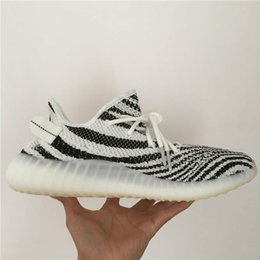 ed9a6de4f5a Womens Semi Shoes Australia - BOOST 350 V2 KANYE WEST CP9654 FTWR WHITE  BLAESS NOIESS ROUGE