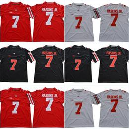 Discount ohio state jerseys - #7 Dwayne Haskins Jr. #2 JK Dobbins #97 Nick Bosa #15 Elliott Ohio State Buckeyes College Stitched Jerseys Can Mix Order