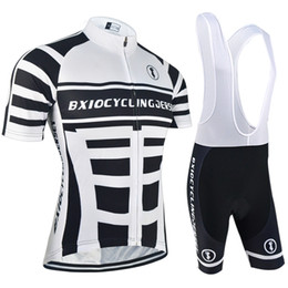 Cycling Cyclist Australia - Bxio Cycling Jerseys Cool Men Cycle Clothing Sets For Cyclist Short Sleeve Lycra Cycle Clothing Summer Cycling Apparel Kits Bx -002