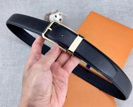 $enCountryForm.capitalKeyWord Australia - 2019 men belt top quality Men's belts Without box luxury designer High quality Genuine leather man belt