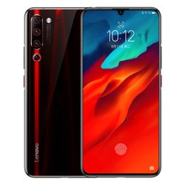 $enCountryForm.capitalKeyWord Australia - Global Version Lenovo Z6 Pro 6GB 128GB 4000mAh Snapdragon 855 Mobile Phone 6.39'' 48MP Quad Cameras 4K Video 4G LTE Smartphone