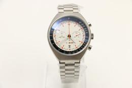 $enCountryForm.capitalKeyWord Australia - New OM Men's Moon Super Co-axial Master II Top 007 Fashion Speed Chronograph Big Watch Free Delivery