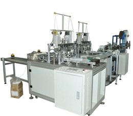 Wholesale 2020 Hot sell semi automatic Face N95 mask Nonwoven mask Making Machines