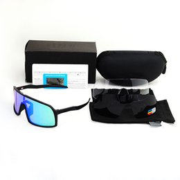 Bicycle glasses polarized online shopping - 2019 Brand NEW style Lens Cycling Glasses Bicycle Cycling Goggles Suitable road mountain cycling polarizati lens fashion sunglass eyewear
