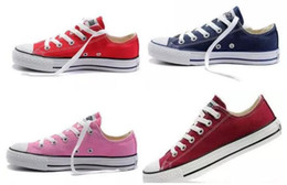 $enCountryForm.capitalKeyWord Australia - 3 TOP quality Factory price promotional price! femininas canvas shoes women and men,high Low Style Classic Canvas Shoes Sneakers Canvas Shoe