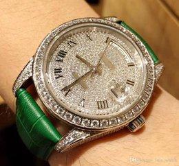 $enCountryForm.capitalKeyWord Australia - Automatic Movement DAYDATE Watch 090 41mm Luxury High Quality famous brand men Wristwatch fast free shipping