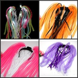 Flash light tube online shopping - Head Hoop Halloween Luminescence Reticulated Tube Multi Color Head Band Hose Plait Strip Flash Of Light Head Hoop Sell Well8 cc p1