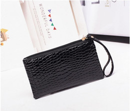 Hot sale women Clutch bag large capacity coin purse mobile phone bag gift bag on Sale