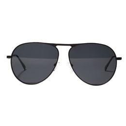 40dc640f3b6 Retro Round Mirror Personality Frame Metal Sunglasses Clear Colored Lens  Festival Ultra Big Box Sunglasses Oculos De Sol UV400