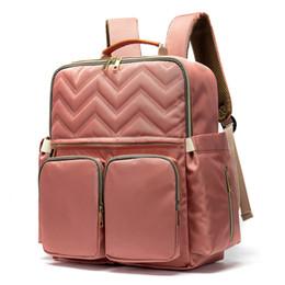 Discount children plain backpacks - Best Professional Woman Backpack Travel Waterproof Slim Backpack School Bag Office Maternal And Child Bag Leather