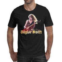 $enCountryForm.capitalKeyWord Australia - Men design printing Taylor Swift Speak Now World Tour Live black t shirt design undershirt vintage make a band shirts awesome t shirt co