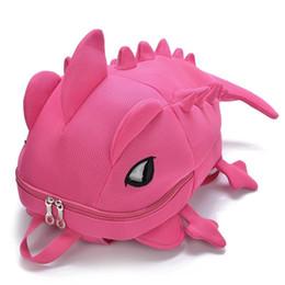 Green Day Books Australia - Creative Kids 3D Animal Backpack Dinosaur Shape Children Primary Cartoon School Bags Teenager Book Schoolbag