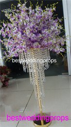 $enCountryForm.capitalKeyWord UK - New style Artificial Flower Branches vase For event Decor Arrangements Artificial Plant Long Artificial Flower stand best01038