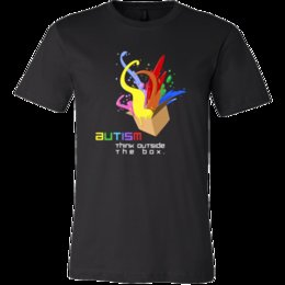 $enCountryForm.capitalKeyWord NZ - Autism Think Outside the Box Love,Understand and Accept T-shirtTrump sweat sporter t-shirt