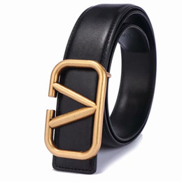 big tall mens fashion 2020 - 2020 Belt Designer Belts Luxury Belts for Men Big Buckle Belt Top Quality Fashion Mens Leather Belts Brand Men Women Bel