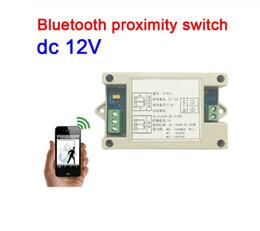 Mudar Bluetooth Proximity freeshipping 12v Para Mobile Phone Módulo Bluetooth com o interruptor de controle de indução em Promoção