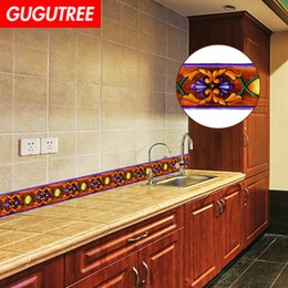 $enCountryForm.capitalKeyWord Australia - Decorate home 3D ceramic tile cartoon art wall sticker decoration Decals mural painting Removable Decor Wallpaper G-2521