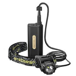 $enCountryForm.capitalKeyWord Australia - Nitecore HC70 Rechargeable Light Weight Headlamp - External Battery Case