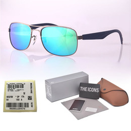 141210be7fb8 polarized photochromic sunglasses 2019 - Top quality Polarized lens Brand  Designer sunglasses men women metal frame