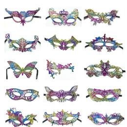 $enCountryForm.capitalKeyWord UK - Lace Mask Carnival Dance Halloween masks Half Face Masquerade Masks Venetian Sexy colorful Costume Party ChristmasT2I5320