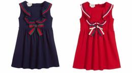 $enCountryForm.capitalKeyWord UK - Latest model summer children's skirt girl dress high quality amazing Sweet cotton Cute College Wind