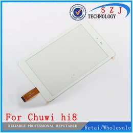 $enCountryForm.capitalKeyWord Australia - New 8'' inch Touch Screen Digitizer For Chuwi Hi8 Intel Z3736F Quad Core PC Tablets Touch panel sensor replacement Free Shpping