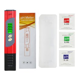 Ph Tester For Aquarium Australia - Digital PH Meter 0.1 High Accuracy Water Quality Tester with 0-14 PH Measurement Range for Drinking, Pool and Aquarium,with Backlight,ph-001