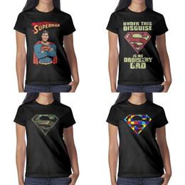 $enCountryForm.capitalKeyWord Australia - Womens design printing Camo Superman Logo S Shield black t shirt funny graphic designer champion shirts retro shirt slim fit family 1