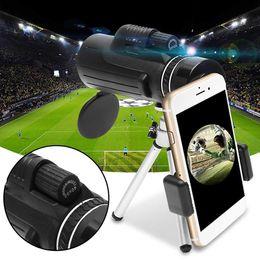 $enCountryForm.capitalKeyWord Australia - 40x60 Monocular Telescope Smartphone BAK4 HD Mini Monoculars Night Vision Zoom Outdoor Hunting Camping Scopes + Tripod