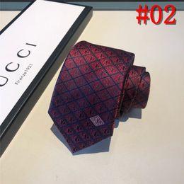 Luxury Men Tie Australia - 2019 luxury Formal Ties For Men Classic 100% silk Plaid Dots Party Necktie Fashion Slim Wedding Business Male Casual Gravata