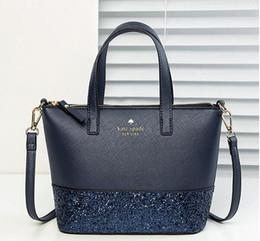 China bag handbags shoulder online shopping - Sequin Women Handbags Crossbody New Fashion Messenger Bag Designer lady PU leather handbags purse shoulder bags